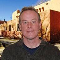Professional headshot photo of Jon Wheeler, University of New Mexico Libraries