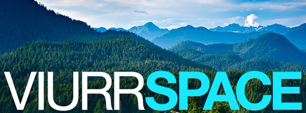 Royal Roads University and Vancouver Island University VIURRSpace logo